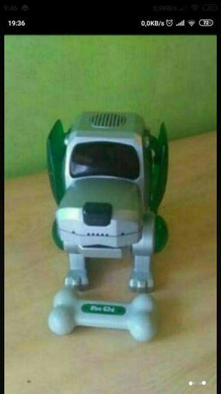 robot Poo-chi