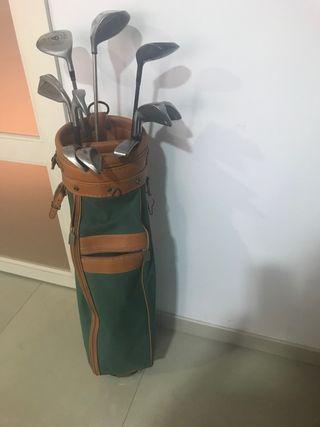 Palos de golf señora