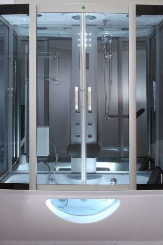 Baño turco cabina con instalación