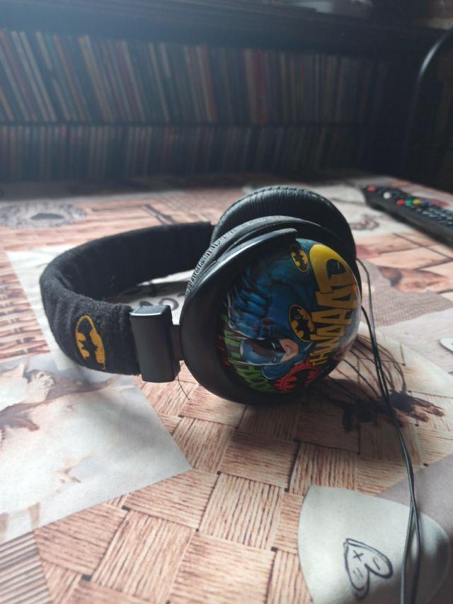 - Cascos infantiles Batman