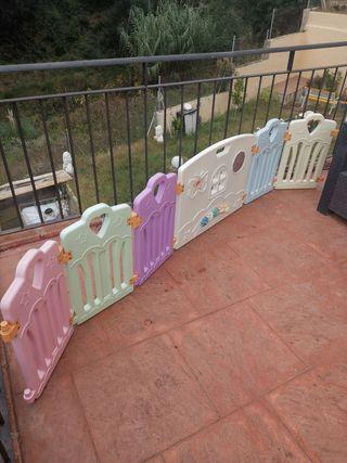 Vaya / parque infantil de 15 paneles