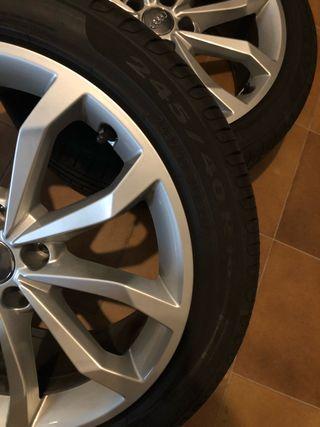 "Llantas Audi 18"" Originales"