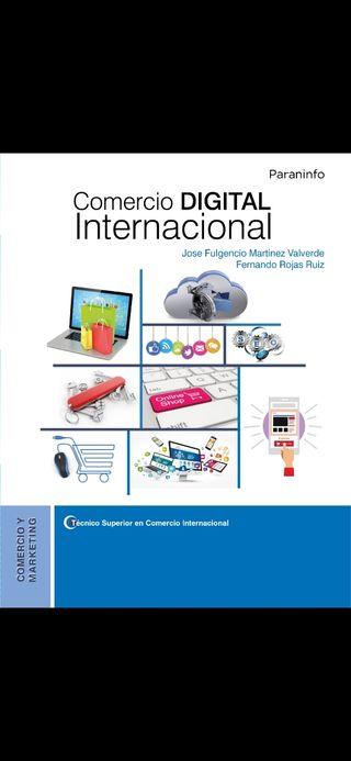 Comercio Digital Internacional - Paraninfo - PDF