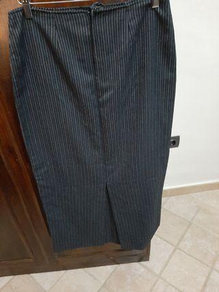falda rociera con tops