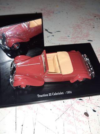 coche en miniatura