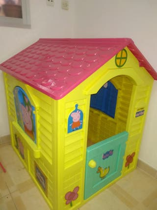 se vende casita de Peppa Pig