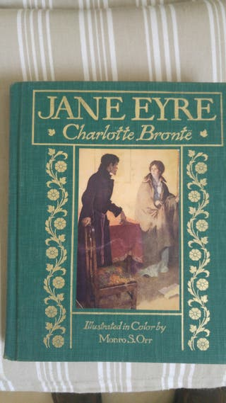 Jane Eyre Charlotte Bronte (texto en inglés)