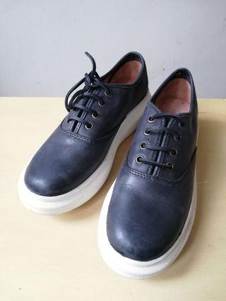 Zapatos de cuero 37.