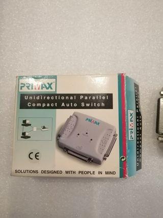 conector unidireccional paralelo