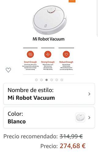 ROBOT ASPIRADOR XIOAMI