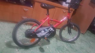 bicicleta infantil en perfecto estado!!