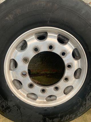 Llantas aluminio camion speedline 22,5