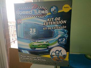 Speed tubes. kit de extensión