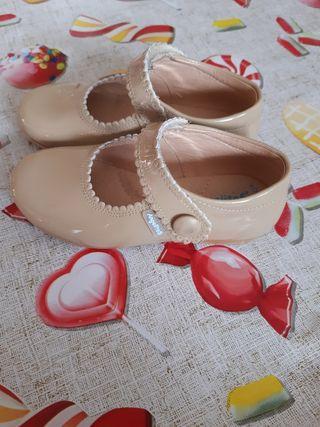 zapatos niña talla27
