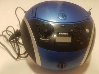 Radio cd con Bluetooth Grundig