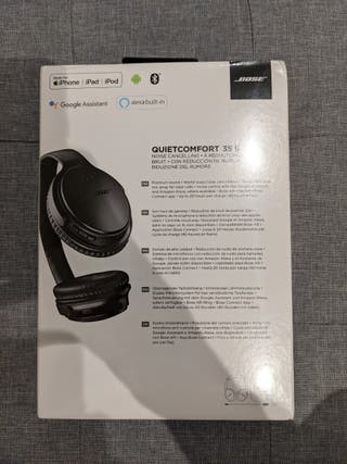 Bose QC 35 II wireless noise cancelling headphone