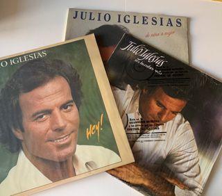 Discos Julio Iglesias