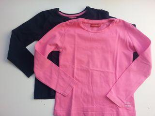 (588) (3x2) Lote camisetas 5-6 años