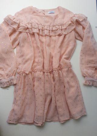 (729) Vestido MAYORAL 9 años