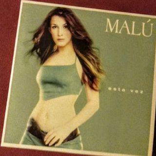 CD lote Malu (2cd)