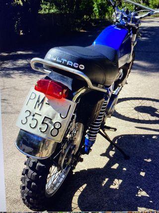 Bultaco Matador Mk9