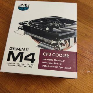 CPU Cooler GEMIN II M4