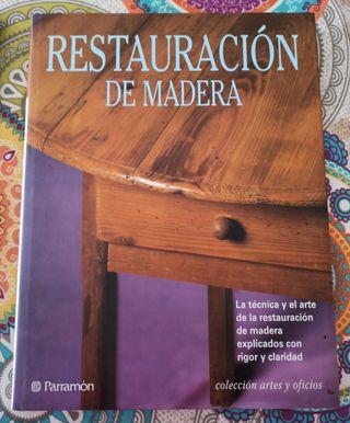 RESTAURACIÓN DE MADERA
