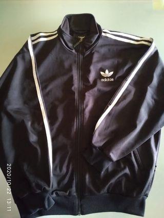 chaqueta de chándal clásico Adidas