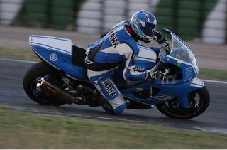 Yamaha YZF600R Thundercat 2001 (Circuito y calle)