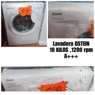 Lavadora Ostein con garantía oficial