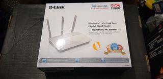 Router D-Link DIR 880L AC1900