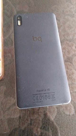 BQ Aquaris X5 pantalla Nueva pero no enciende