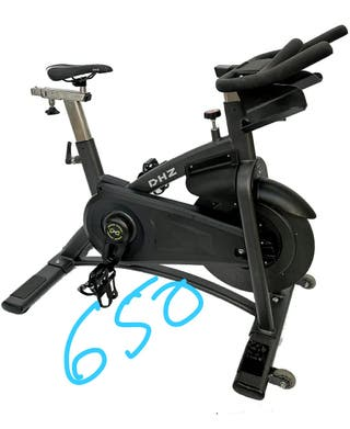 Bici de spinningh DHZ
