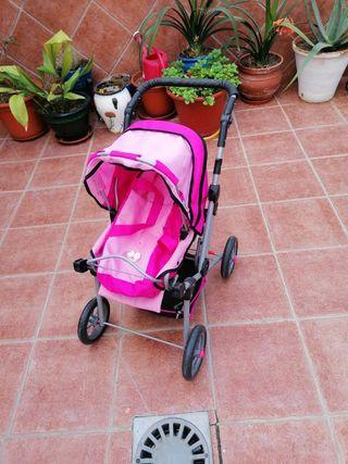 areglo silla de paseo marca jolie
