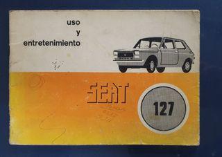 Manual Seat 127 1å Serie