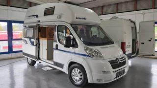 Autocaravana camper