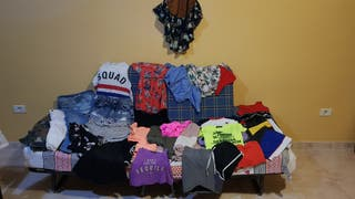 Lote ropa chica