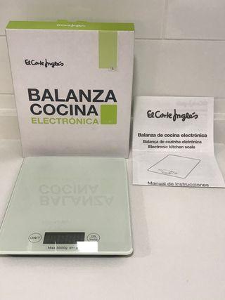 Balanza Cocina Electrónica