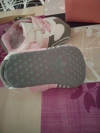 zapatillas deportivas bebé