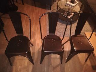 4 sillas Tolix