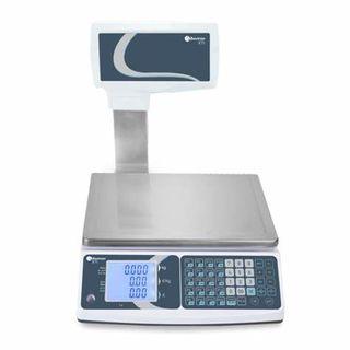 balanza bascula peso con conexion a tpv homologada