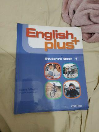 libro English plus Student's book 1 OXFORD