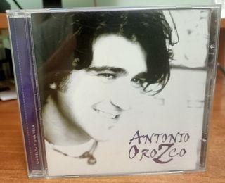 ANTONIO OROZCO - Un reloj y una vela. Cd