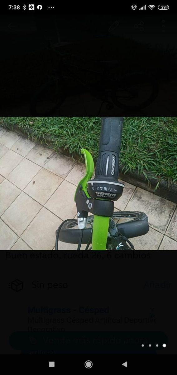 Bicicleta 6-8 años