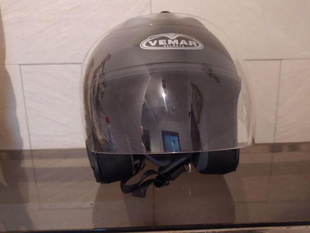 Casco moto Vemar