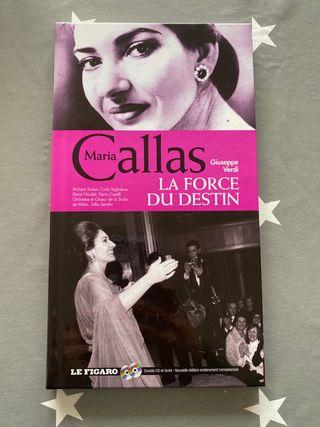 Disco Libro María Callas (2CDs)
