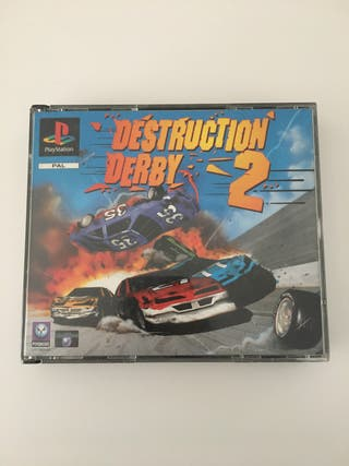 Destruction derby 2 ps1