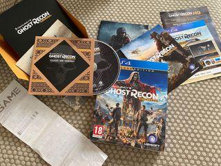 Para PS4 GHOSTRECON Edición de Lujo