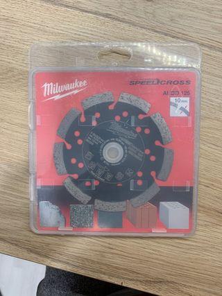 Disco diamante Milwaukee