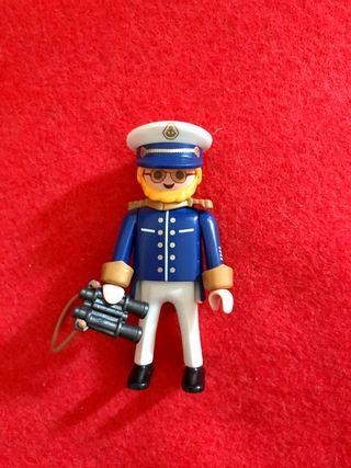 playmobil 4246 capitán barco crucero